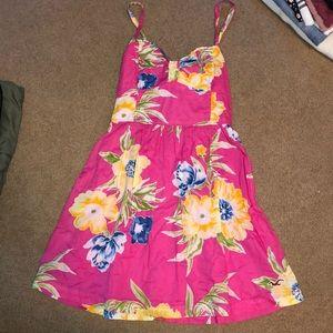 Pink Hollister Dress